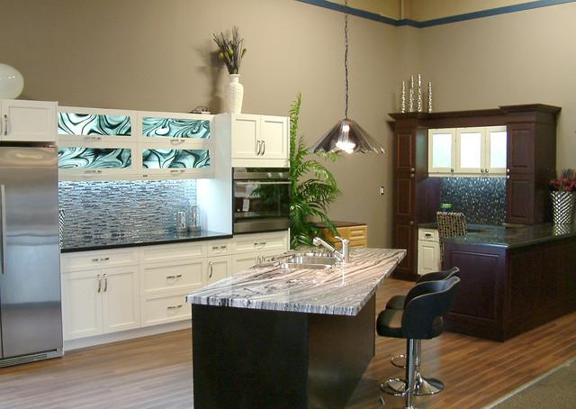 Showroom Design Kitchens