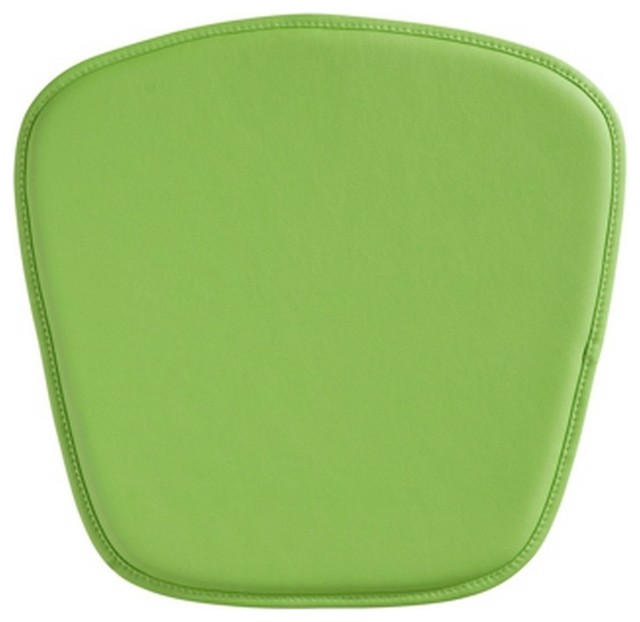 zuo mesh wire bar chair cushion in green modern seat cushions by beyond stores. Black Bedroom Furniture Sets. Home Design Ideas