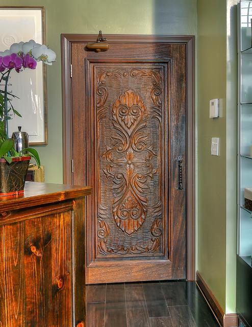 pin hand carved solid wood door wooden door interior and exterior door
