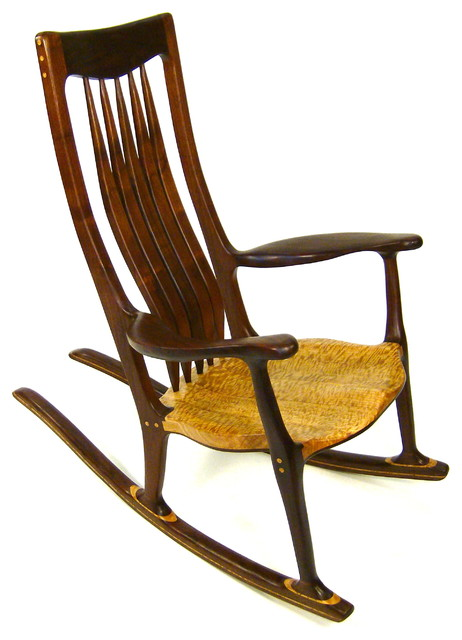 Rocking Chairs Modern Rocking Chairs San Francisco By Moldovan Studio Furniture