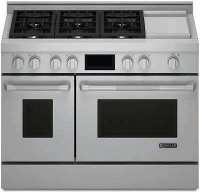 40 Inch Frigidaire Electric Range With Griddle