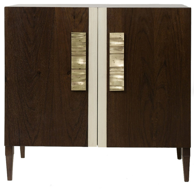 Lisa Jarvis Empire Chest - Modern - Accent Chests And Cabinets - by Zinc Door