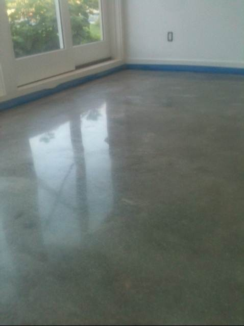 Concrete Polish Level 4 Polish East Hampton Modern Wall And Floor Tile New York By