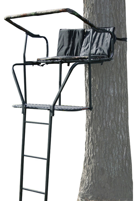 Buffalo Outdoor 16 Foot Deluxe 2 Person Ladder Stand