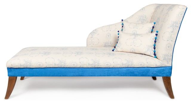 Bespoke chaise longues for Chaise longue tours