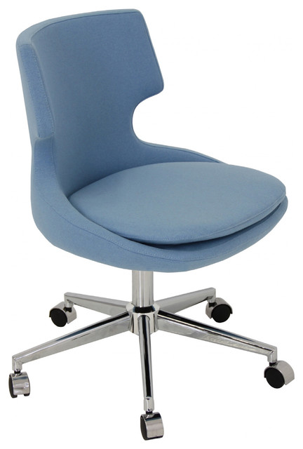 Patara Office Chair Modern Office Chairs New York By Zin Home