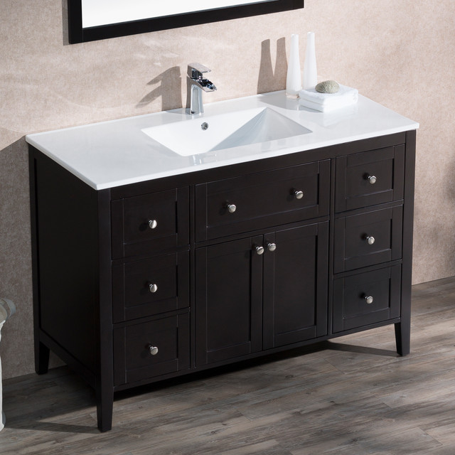 Unique Here Are Some Great Ideas For A Modern DIY Bathroom Vanity Update That We Partnered With Lowes  We Decided We Wanted To Forgo The Fun Colors And Go