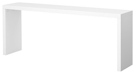 Malm Occasional Table, White - Moderne - Console - par IKEA