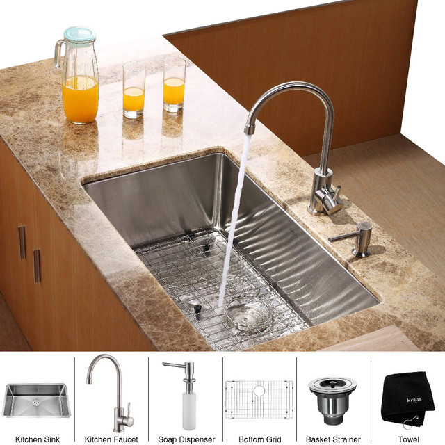 Bowl stainless steel kitchen sink with kitchen f modern kitchen sinks