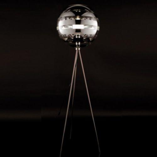 Zebra Floor Lamps : Zebra floor lamp by viso modern lamps lumens