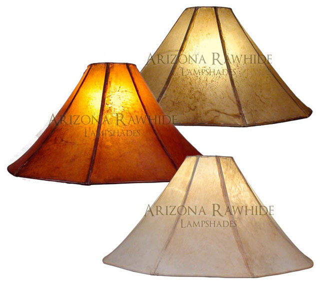 rawhide lamp shade extra large lamps size 13 h x 26 w 6 w top traditional lamp shades. Black Bedroom Furniture Sets. Home Design Ideas