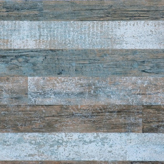 Brushed wood wallpaper blue brown sample beach style for Wood wallpaper for walls