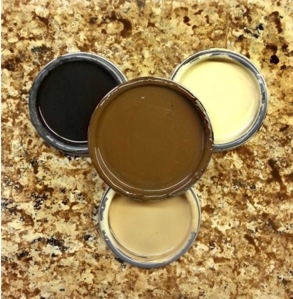 Giani Small Project Countertop Paint Kit Chocolate Brown