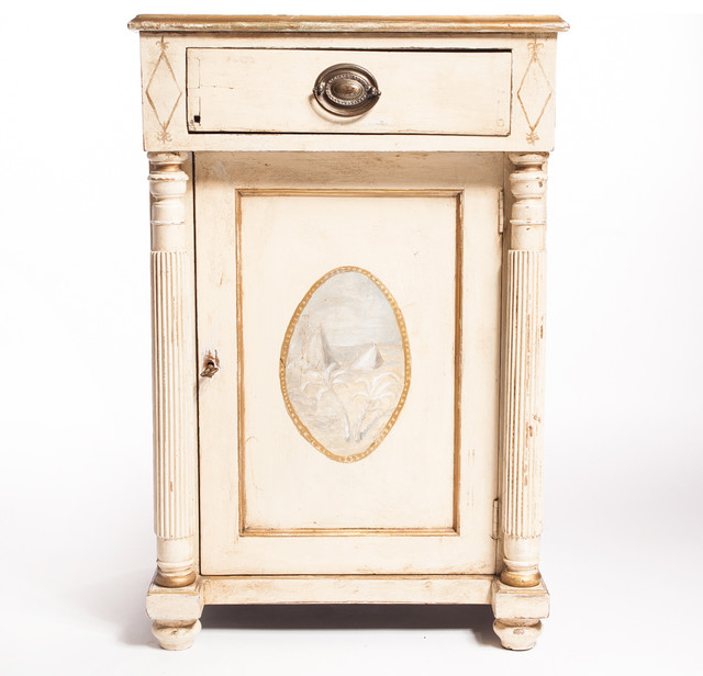 Small Swedish Style Cabinet - Traditional - Furniture - new york - by Décor NYC Luxury Home ...