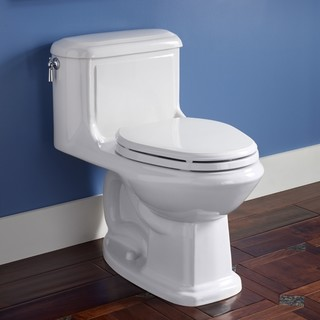 American Standard Antiquity Cadet 3 Right Height 1-Piece Toilet - Toilets - new york - by ...