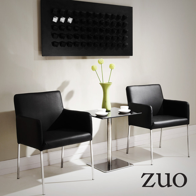 Zuo Modern Dimensional Pub Table Modern Coffee Tables