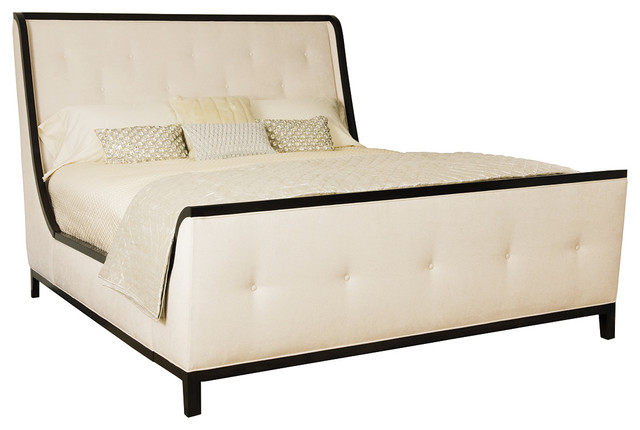 Bedroom Collection Jet Set King Upholstered Bed by