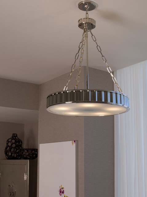 Elle Decor Miami Showhouse - Modern - other metro - by Hudson Valley Lighting