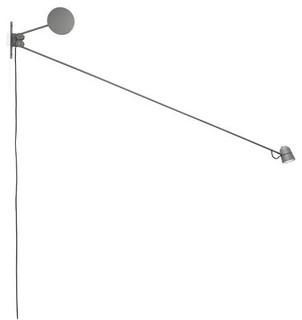 counterbalance wandleuchte bauhaus look wandleuchten. Black Bedroom Furniture Sets. Home Design Ideas
