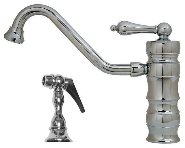 whktsl3 2200 kitchen faucet lever handles rustic