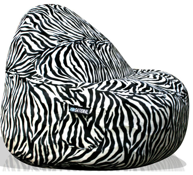 2 seater sitsational lounger animal print leopard for Animal print chaise