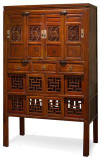 Antique Kitchen Cabinet - Asian - Kitchen Cabinetry - by China ...