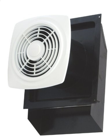 180cfm Fan Through The Wall Transitional Bathroom Exhaust Fans By Builderdepot Inc