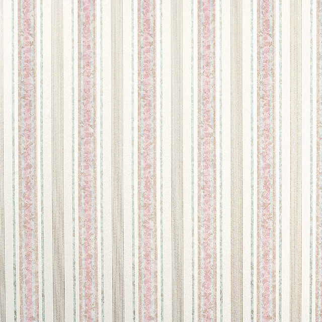 Wallpapers striped vinyl wallpaper hyde park double roll for Striped vinyl wallpaper