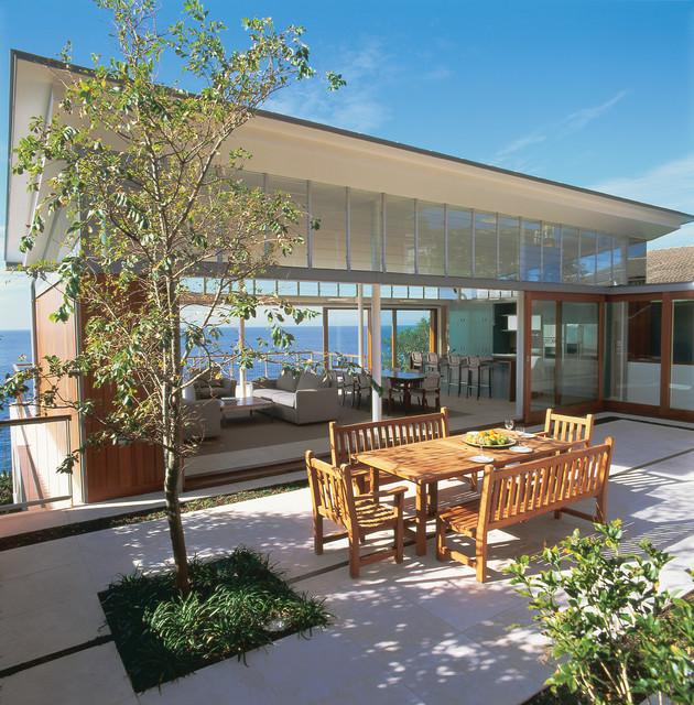 Palm beach house sydney av utz sanby architects for Beach house designs sydney