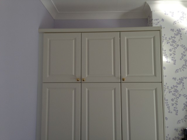 Fitted Alcove Bedroom Wardrobes Traditional Other By Freebird