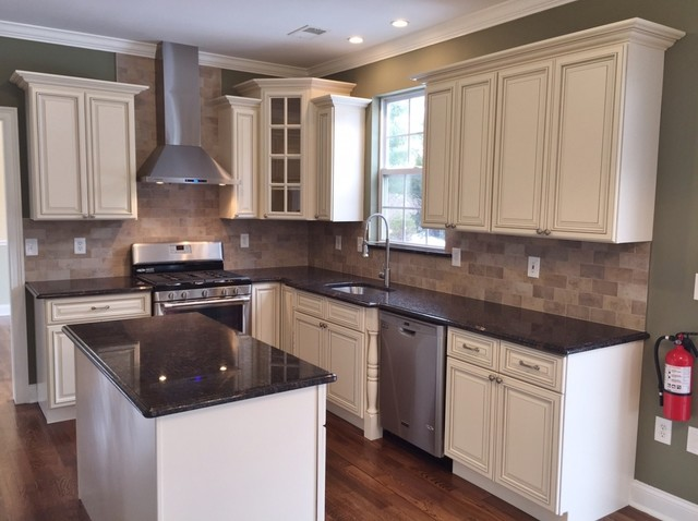 Kitchen remodeling in Monroe NJ - Traditional - newark - by Danvoy Group LLC