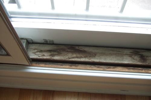 sliding glass door installation instructions