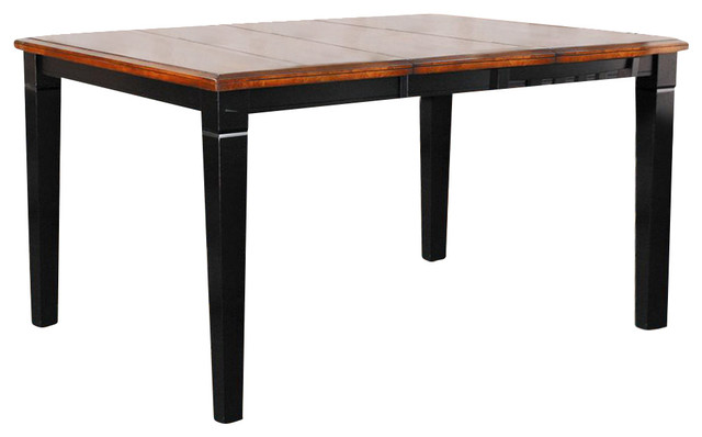 Counter Height Modern Table : Avery Counter Height Dining Table - Contemporary - Dining Tables