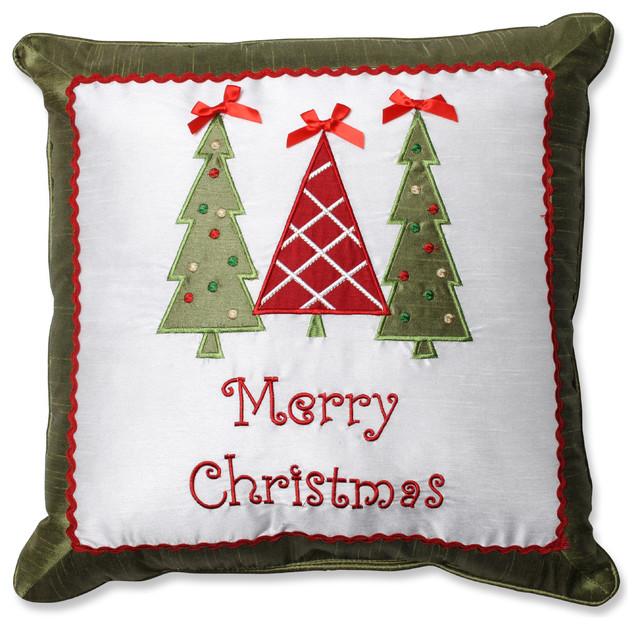 Decorative Christmas Pillows Throws :