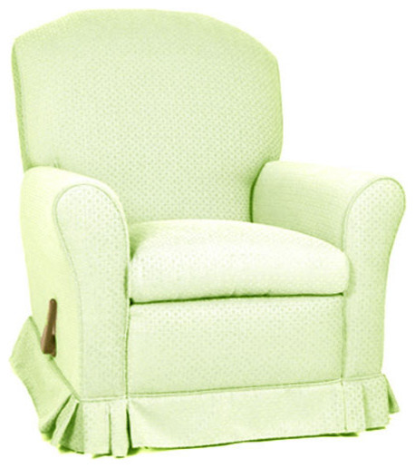 Doodlefish Grand Glider Recliner Chair By Little Castle