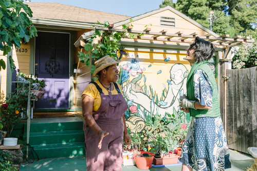Urban Homesteading Berkeley