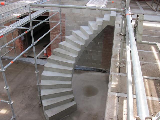 Modern lighting stairs