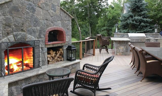 Best Outdoor Fireplaces Victorian Outdoor Fireplaces