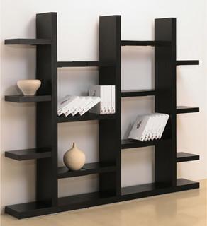 Brosna Bookcase Modern Bookcases By Dania Furniture