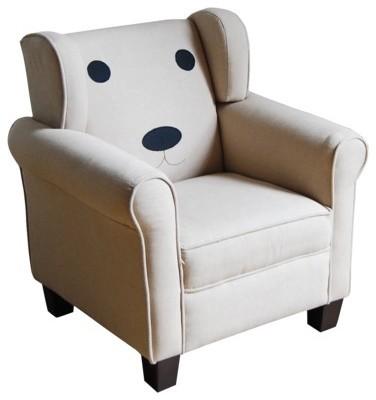 Dog Kids Chair