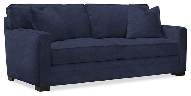 Meyer Slipcover Sofa Modern Sofas Dallas By Wisteria