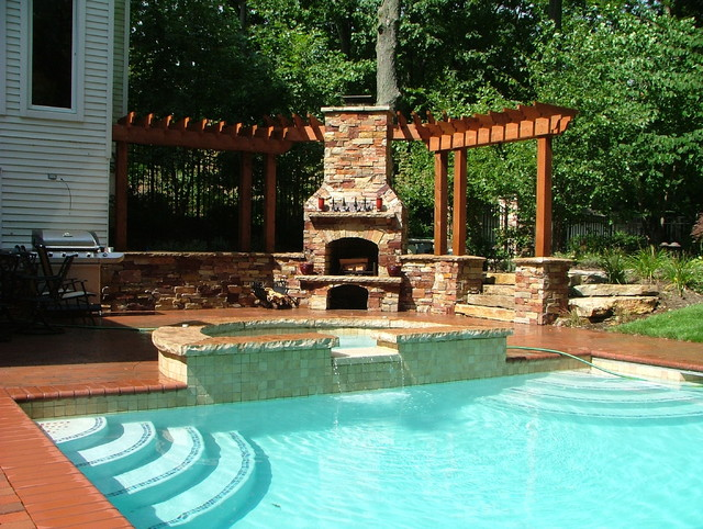 Garden Design Garden Design with Outdoor Fireplace Backyard