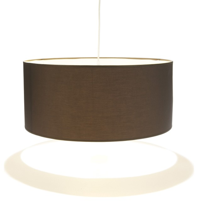 Cylindre lum suspension abat jour 50cm contemporary pendant lighting by - Ikea abat jour suspension ...