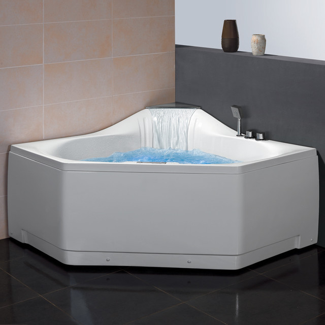 Ariel Am168jdtsz Whirlpool Bathtub Modern Bathtubs