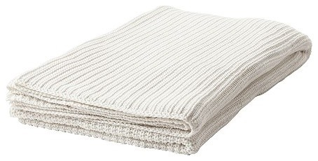 birgit str bedspread blanket skandinavisch wolldecken von ikea. Black Bedroom Furniture Sets. Home Design Ideas