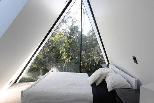 Houzz Tour: A Unique Tent-Like Home in the Bush