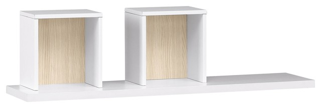 Flocon etag re murale contemporary display wall shelves by alin a - Decoration etagere murale ...
