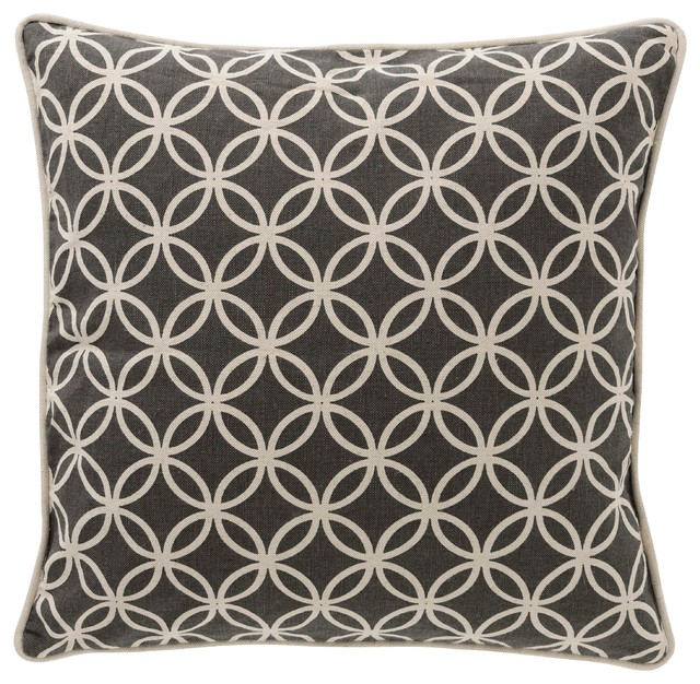 Cuscino four leaf cushion Transitional Accessories and