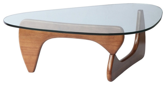 Noguchi Inspired Coffee Table Ash Asian Coffee Tables By Old Bones Co