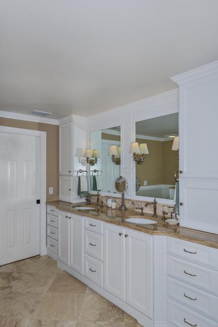 Belleair bathroom remodel altro di van selow design for Bathroom remodel 33411